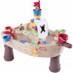 Nava Pirat pentru Apa - Spatiu de joaca Little Tikes
