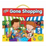 Gone Shopping - Joc 2 in 1 - Jocuri arta si creatie Galt