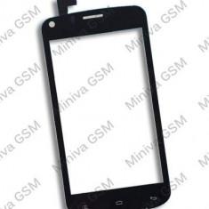 Touchscreen Geam Sticla Allview A5 Quad negru