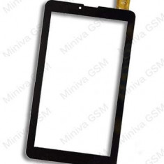 Touchscreen Geam Sticla UTOK Hello 7Q negru