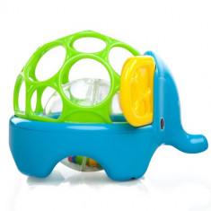 Oball Primul Meu Elefant Rollie Rattles - Jucarie pentru patut Bright Starts