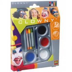 Set Vopsele pentru Fata 4+3 Culori - Jocuri arta si creatie SeS