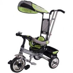 Tricicleta Lux Verde - Tricicleta copii