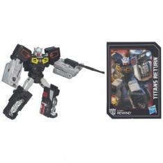 Figurina Transformers Titans Return Rewind - Figurina Povesti Hasbro