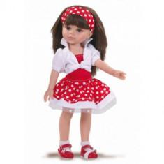 Papusa paola reina Carol in Tinuta de Vara 2, 4-6 ani, Plastic, Fata
