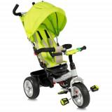 Tricicleta cu Scaun Rotativ B50 Green