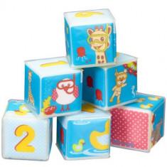 Set Cuburi de Baie Girafa Sophie - Cosmetice copii Vulli