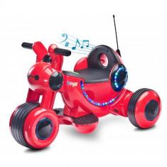 Vehicul Electric Gismo 6V Red - Masinuta electrica copii