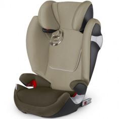 Scaun Auto Solution M Fix 2017 15-36 kg Olive Khaki - Scaun auto copii grupa 2-3 (15-36 kg) Cybex, 2-3 (15-36 kg)