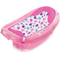 Set Cadita si Suport de Baita Sparkle and Splash - Cosmetice copii