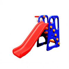 Centru de Joaca 2 in 1 Happy Slide - Casuta copii