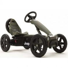 Kart Jeep Adventure - Kart cu pedale Berg Toys