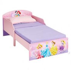 Pat Disney Princess MDF - Pat tematic pentru copii, 140x70cm, Roz