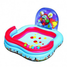 Piscina de Joaca Mickey Mouse Clubhouse Bestway