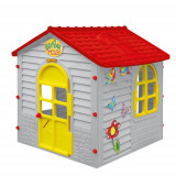 Casuta Small Garden House Gri - Casuta copii