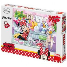 Puzzle de Podea - Minnie si Daisy
