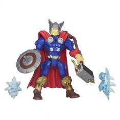 Figurina Super Hero Mashers Thor - Figurina Povesti Hasbro
