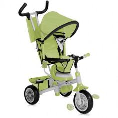 Tricicleta B302A 2016 Green Grey - Tricicleta copii