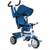 Tricicleta B302A 2016 Blue White - Tricicleta copii