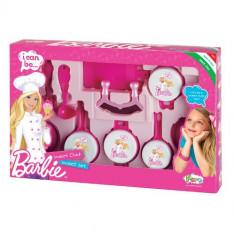 Set Mare Bucatarie Barbie Faro
