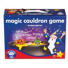 Joc Educativ Cazanul Magic - Jocuri Logica si inteligenta orchard toys