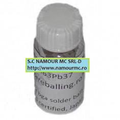 BILE BGA LEADED | CU PLUMB | SN63PB37 SGS CERTIFIED 0.65MM 25K | UZ PROFESIONAL