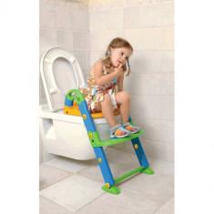 Scara cu Reductor WC si Olita Multicolor