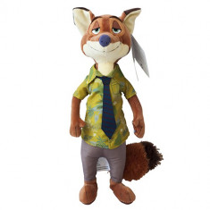 Mascota din Plus Zootropolis Nick Wild 25 cm - Jucarii plus Disney