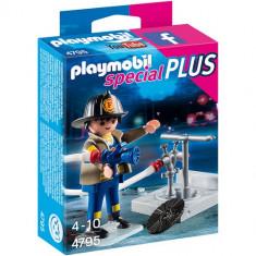 Pompier Cu Furtun - Figurina Povesti Playmobil
