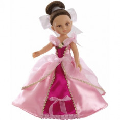 Papusa paola reina Printesa Carol, 4-6 ani, Plastic, Fata