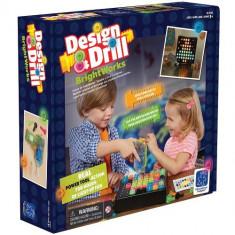 Bormasina Magica - Set Reflectorizant - Jocuri arta si creatie Educational Insights