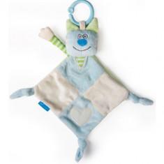 Paturica Pis Pis Verde - Jucarie pentru patut Taf Toys