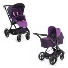 Carucior Muum Micro Purple - Carucior copii 2 in 1 Jane