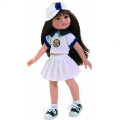 Papusa paola reina Carol la Tenis, 4-6 ani, Plastic, Fata