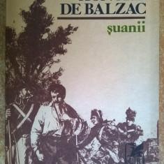 Honore de Balzac – Suanii - Roman