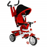 Tricicleta B302A 2016 Red White - Tricicleta copii