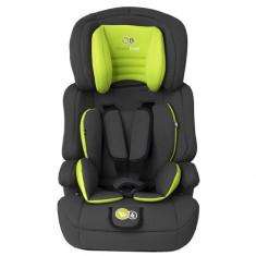 Scaun auto Comfort UP 9-36 kg Verde - Scaun auto copii Kinderkraft, 1-2-3 (9-36 kg), Isofix