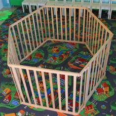 Tarc de joaca Mesterel Hexagonal - Bariera de Securitate
