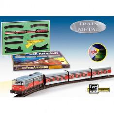 Trenulet Pequetren Electric Articulado