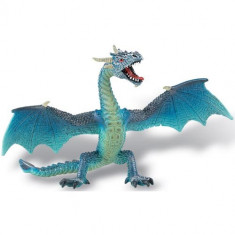 Figurina Dragon Turcoaz, Bullyland