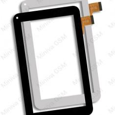 Touchscreen Geam Sticla UTOK 710Q HD Alb