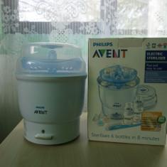 Sterilizator electric cu abur Avent Philips - Sterilizator Biberon Philips Avent