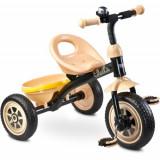 Tricicleta Charlie Beige - Tricicleta copii