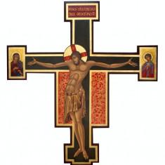 Arta sacra - icoane - pictura bizantina - Icoana cu foita de aur