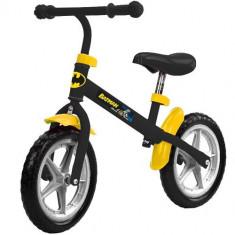 Bicicleta fara Pedale Batman 12 inch - Bicicleta copii
