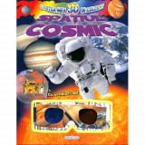 Cartea mea 3D de Colorat - Spatiul Cosmic - Carte de colorat