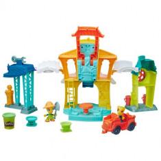 Play-Doh - Set Centrul Orasului - Jocuri Logica si inteligenta Hasbro