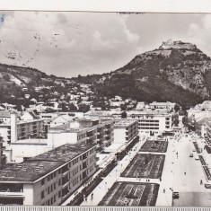 Bnk cp Deva - Vedere - uzata - Carte Postala Transilvania dupa 1918, Circulata, Printata