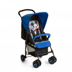 Carucior Sport Mickey Geo Blue - Carucior copii Sport Hauck