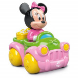 Minivehicul Minnie Mouse Clementoni